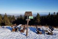 Schnee-Geratal-Blick-Schneekopf