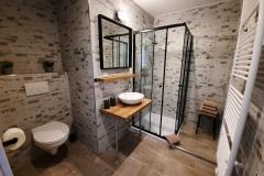 Badezimmer in Typ I De Luxe