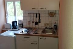 Fewo-Typ-III-Küche